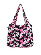 Colourful Butterfly Print Tote Bag - Be... For Bag