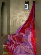 Mesmerizing Cotton Silk Saree - Cotton Koleksi