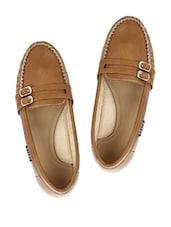 Fantastic Brown Loafers - Stylistry