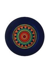 Chakra Snack Plates Set Of 4 - The Elephant Company