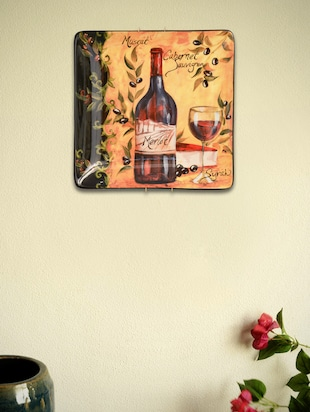 Muscat Cabernet Sauvignon Wall Plate