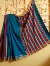 Regal Cotton Silk Saree - Cotton Koleksi
