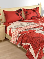 Maps Double Comforter - HOUSE THIS