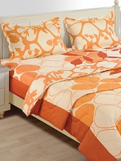 Flower & Birds Double Comforter - HOUSE THIS