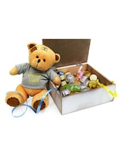 Gifts For Him Teddy Chocolate Box - Gifts By Meeta