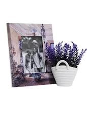 Vintage Print Photo Frame - Gifts By Meeta
