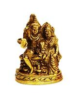 Antique Shiva Parvati Idol - Gifts By Meeta