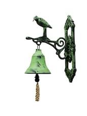 Antique Metallic Hanging Bell - Gifts By Meeta
