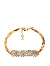 Gold Toned Bracelet - Svvelte