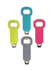 Silicone And Metal Bottle Openers - True Vino