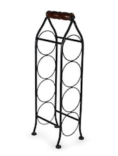 Climbing Tendril Wine Bottle Rack - True Vino