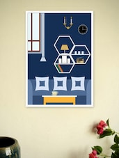 Home Art Decor Poster - Lab No. 4 - The Quotography Department