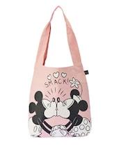 Mickey And Minnie Disney Handbag - Be... For Bag