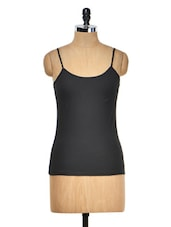 Solid Black Camisole - Meee!