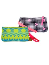 Multi-coloured Pack Of 2 Wrislet Combo - Be... For Bag - 951153