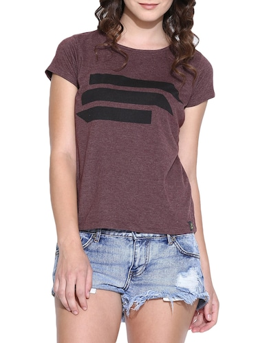 cfc72b6a89d Printed t shirts - Buy Printed t shirts Online at Best Prices in India -  LimeRoad.com