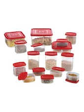 Air Tight Food Savers Container Set - Prime Housewares