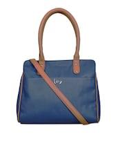 Blue Hand Bag Cum Sling Bag - Bagsy Malone
