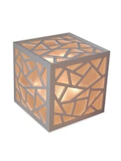Modern Cube Table Lamp - Printfry