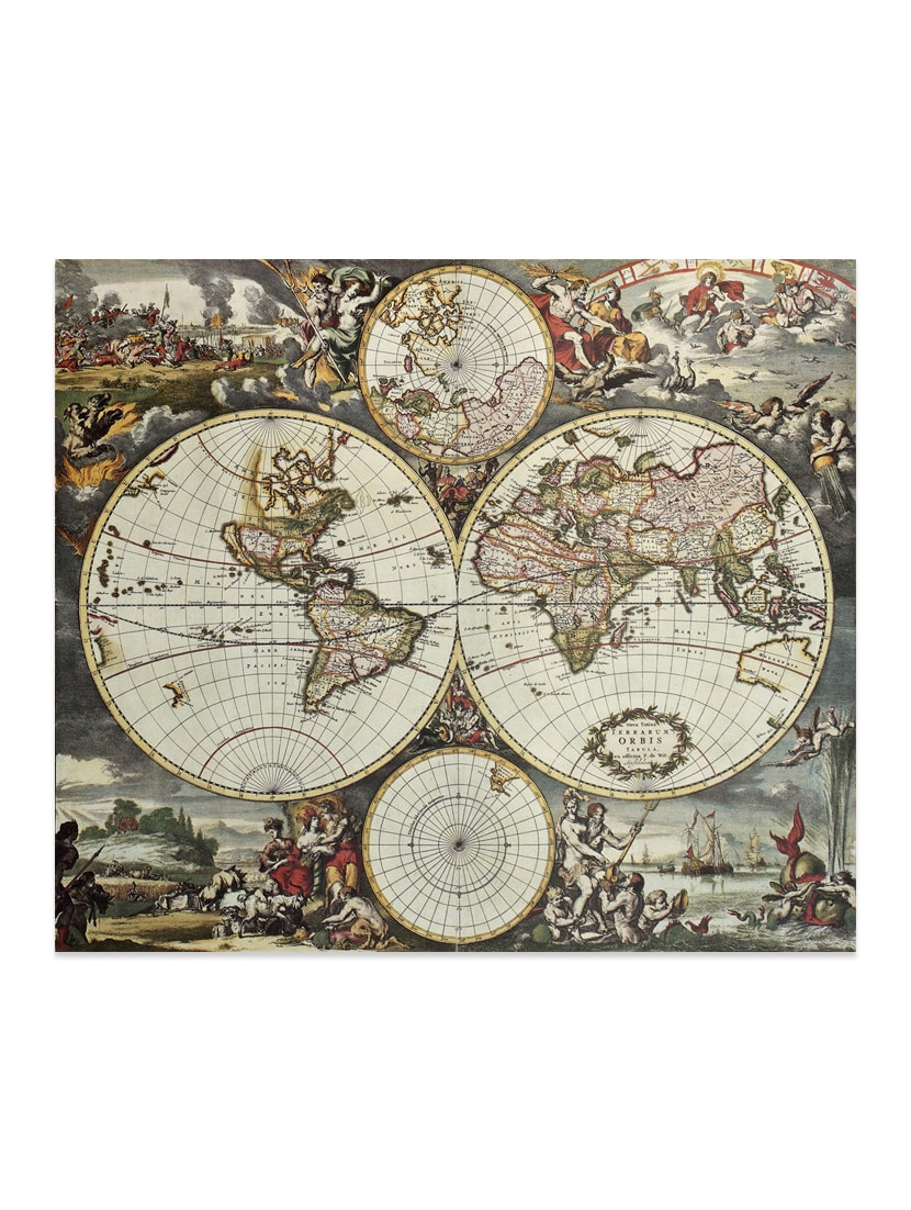 Buy vintage world map 01 poster by seven rays online shopping for buy vintage world map 01 poster by seven rays online shopping for posters in india 965012 gumiabroncs Gallery