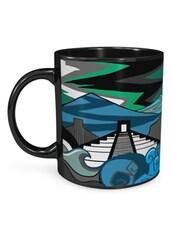 McMayan- The Green Owl Mug - Seven Rays