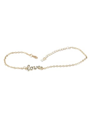 Stylish Love Anklet