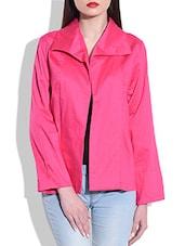 Pink Lycra Jacket - By
