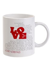 Love Valentine Mug - Gifts By Meeta