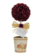 Valentine Lovely Rose Arrangement - Gifts By Meeta