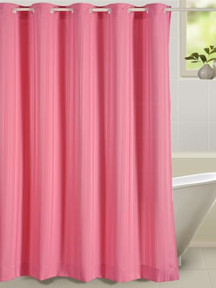 Plain Premium Shower Curtain