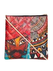 Heritage Print Sling Pouch - The House Of Tara