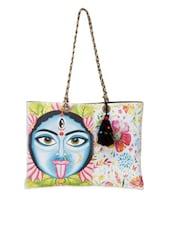 Kali Print Tote Handbag - The House Of Tara