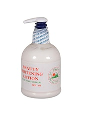St.Dalfour Herbal Beauty Whitening Lotion With Spf 60 For Body Whitening With Natural Extracts - By
