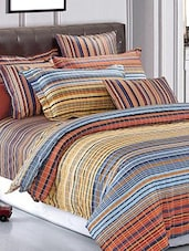 Printed Cotton Bed Linen Set - Spread