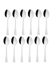 Pure Coffee Spoon 12 Pcs Set - MOSAIC
