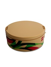 beige Plastic, steel Casseroles -  online shopping for Casseroles