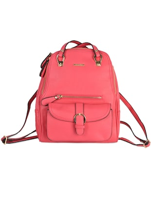 Funky Pink Backpack -  online shopping for backpacks