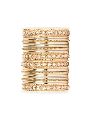 GOLD ALLOY BANGLES
