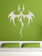 Arty Devil Printed Wall Sticker - My Wall