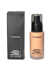 MAC Mineralize Moisture Satin Finish Foundation- 40ML - By